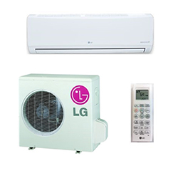 LG LS090HEV1 Mega 220V Single Zone Inverter System 8,500 Btu/h