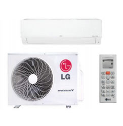 LG LS180HSV5 Single Zone High Efficiency Standard Wall Mount System 18,000 Btu/h