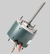 Wagner WG840465 Multiple Horsepower Condenser Fan Motor 208-230V, 1075/2 Speed, 1/3-2.8 HP-FLA, 1/4-2.0 HP-FLA, 1/5-1.7 HP-FLA, 1/6-1.5 HP-FLA