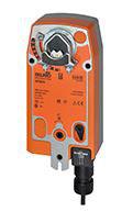 NFB24-SR SPRING RETURN 90lb 24VAC, 2-10 VDC, CONTROL SIGNAL