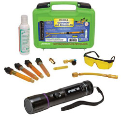 COMPLETE KIT WITH GLO-STICK OPK-40GS/E