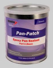 PAN-PATCH PAN SEALANT 1 GALLON 160 SQ. FT.