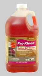 PRO-KLEEN FOAMING ACID CONDENSER CLEANER 1 GAL