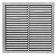 RA 06X06 RETURN AIR GRILLE WHITE