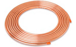 COPPER TUBE 1/4