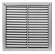 RF-2FS 10X06 RETURN AIR FILTER GRILLE WHITE SCREW HOLES IN NECK OF UNIT NO SCREW HOLES IN FACE!