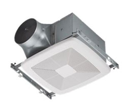 Greenheck SP-110-VG-QD Ceiling Exhaust Fan with Vari-Green Motor 115v 110 CFM @ .125