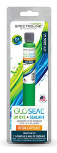 GLO-SEAL FLUORESCENT DYE AND SEALANT STICK CAPSULE FOR UP TO 2.5 TONS SPE-GSDS-CS