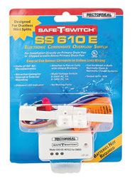 Safe-T-Switch SS610E Electronic Condensate Overflow Switch Designed for Ductless Mini Splits