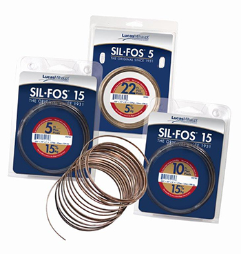 SIL-FOS 15 COIL 22FT .050