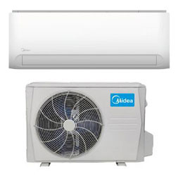 Midea Ductless DLFEHA/DLCERA Single Zone Standard Series Wall Mount System 18,000 Btu/h