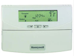 Honeywell T7350D1008 Commercial Programmable Thermostat