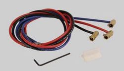 COMPRESSOR REPAIR KIT 3 WIRE 10 GUAGE CONNECTION KIT UP TO 5 TONS TLC-3-10