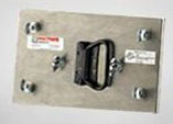 ULTIMATE DOOR 10X06 OPENING UL DOOR WITH INSULATON KIT & 16X12 OUTER PLATE D106ULWSBI