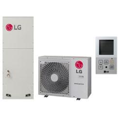 LG LV180HV4 Single Zone Vertical Air Handler System 18,000 Btu/h