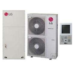LG LV360HV4 Single Zone Vertical Air Handler System 36,000 Btu/h