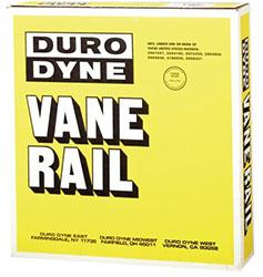 VANE RAIL 100' COIL 4-1/2