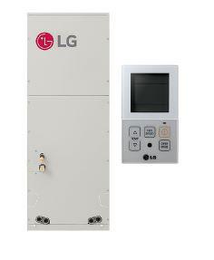 LG LVN360HV4 Multi Zone Vertical Air Handling Unit 36,000 Btu/h