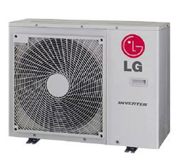 LG LUU248HV Single Zone Vertical Air Handler Outdoor Unit 24,000 Btu/h