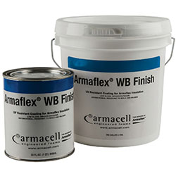 ARMAFLEX WB FINISH 1 QUART WBF8530005 WATER BASE 6/CS
