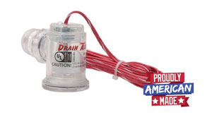 Drain Alert Condensate Float Switch