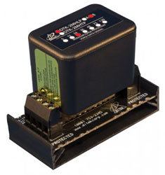 DITEK DTK-2MHLP24BWB Voice, Data and Signaing Circuit Modular Surge Protector 24V with Base