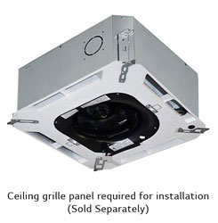 LG LCN097HV4 Multi F Ceiling Cassette Indoor Unit 9,000 Btu/h