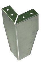 "RETURN AIR STAND LEGS 06"" (FOR COFFIN BOX/RETURN STAND) 001-362 4/BAG"