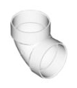 90 DEGREE DUAL ELBOW 030020-005 (5/PK)