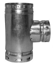 "GAS VENT 10RT-S 10"" TEE TYPE B 2003629"