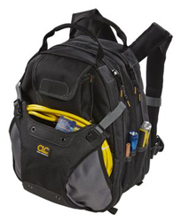 44 POCKET DELUXE TOOL BACKPACK #1134