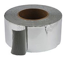 "Hardcast Aluma-Grip AFT-701 3"" x 50 Foot Duct Tape 304079"
