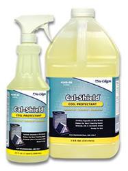 Nu-Calgon 4148-32 Cal-Shield Coil Cleaner 1 Quart Spray Bottle
