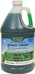 Nu-Calgon 4186-08 Green Clean 1 Gallon Bottle