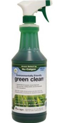 Nu-Calgon 4186-24 Green Clean 1 Quart Spray Bottle