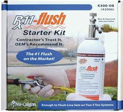 Nu-Calgon 4300-08 Rx11-Flush Starter Kit