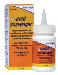 Nu-Calgon 4301-02 Rx-Acid Scavenger 1 Box 2 fl. ounce Liquid