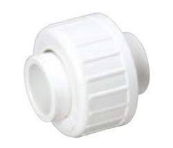"PVC UNION 3/4"" WITH BUNA O-RING SxS #457-007 10/BX"