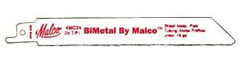 METAL CUTTING BLADES BIMETAL 5/PK 4MC24