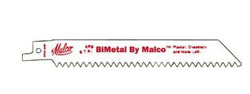 PLASTER BLADES BIMETAL 5/PK 4P6