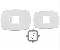 Honeywell 50002883-001 White Cover Plate Assembly for FocusPRO and PRO