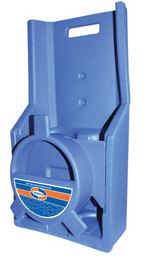 511 MOLDED BLUE PLASTIC CARRING STAND FOR (1) MC TANK OR (1) DISPOSABLE FUEL CYLINDER & (1) R-OXY TANK