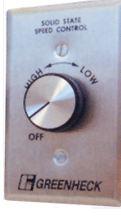 Greenheck Speed Control 5 Amps 115/127v