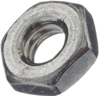 MACHINE SCREW HEX NUT #10-24 44/PK 6528