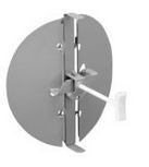 """800-DO 06"""" ROUND CEILING BUTTERFLY DAMPER FOR #1300 3790006 (10/CS)"""
