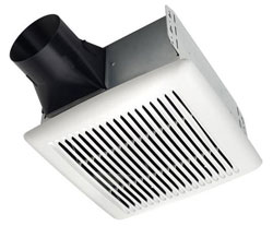Broan AE80 InVent Series Single-Speed Fan 80 CFM, ENERGY STAR® Certified