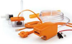Aspen ASP-MO-UNI Mini Orange Univolt Mini-Split Condensate Pump Kit 100-230V