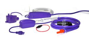 Aspen ASP-MV-UNI MicroV Mini-Split Condensate Pump Kit 100-250V