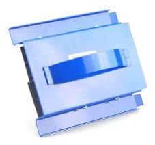 "Amcraft 4-in-1 End Cut Off 1"" Blue Duct Board Tool #1102"