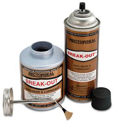 Break Out High Temperature Anti-Seize and Lubricant 8 ounce